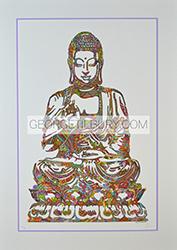 Buddha by George Tilbury