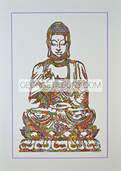 Buddha by George Tilbury