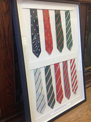Framed Ties 2