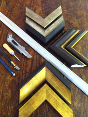 Picture Framing Glazing tools