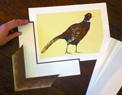 Wey Bird example of framing