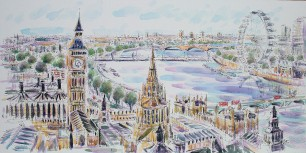 Richard Briggs original London