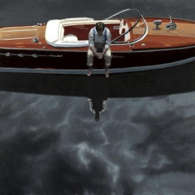 Afloat (Riva) last one by Iain Faulkner