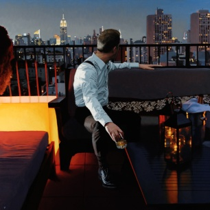 NY View by Iain Faulkner