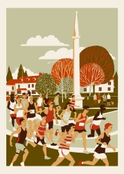 Runners by Eliza Southwood