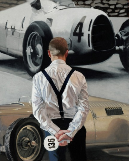 Auction Day by Iain Faulkner