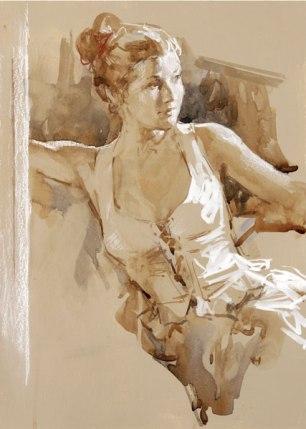 Andante by Paul Headley
