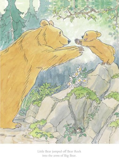 Barbara-Firth-Little-Bear-jumped-off-Bear-Rock-Print-1