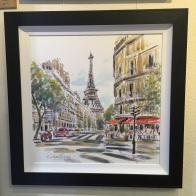 Richard Briggs original London Art