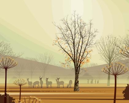 Early Dawn by Dan Crisp
